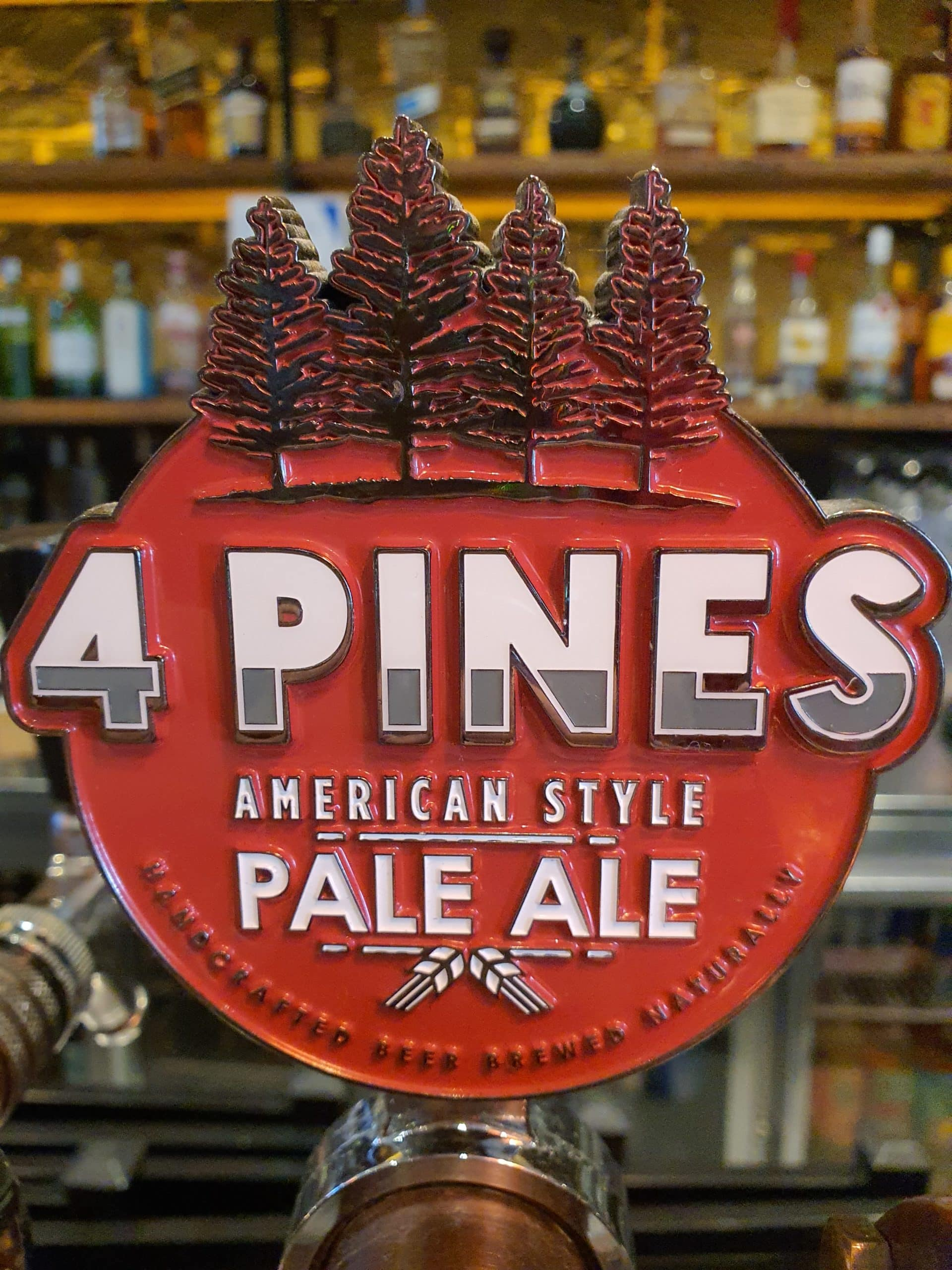 4 Pines American style Pale Ale