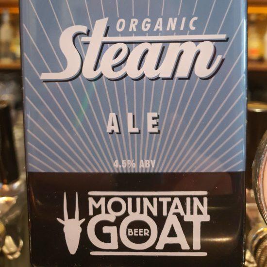 Mountain Goat Organic Steam Ale
